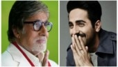 Ayushmann Khurrana on working with Amitabh Bachchan in Gulabo Sitabo: I have butterflies in my stomach