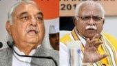Trouble brews in Haryana Congress, Bhupinder Hooda to launch campaign against Manohar Lal Khattar-led BJP govt