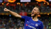 Eden Hazard signs 5-year contract deal Real Madrid worth 100 million euros