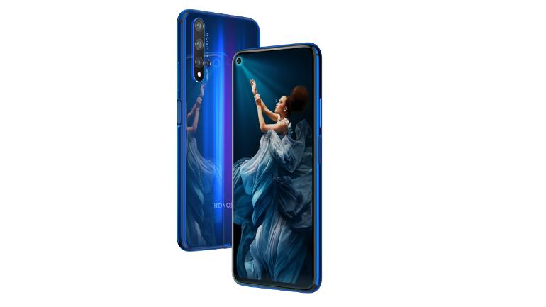 Image result for Honor 20 Pro, Honor 20, Honor 20i India Launch Set for Today