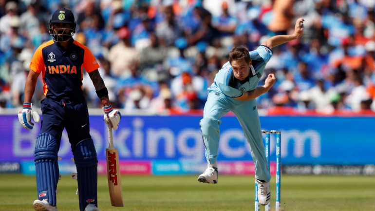icc cricket world cup 2019 india are chasing a 338 run target vs england