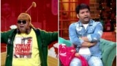 The Kapil Sharma Show: Kiku Sharda goes blonde in new avatar, gifts Kapil a sari