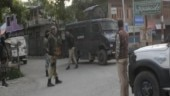 Encounter breaks out in Kashmir's Sopore, security forces kill terrorist
