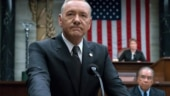Former House of Cards' star Kevin Spacey makes surprise appearance at hearing for his groping case