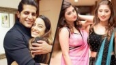 After London vacay, Srishty Rode reunites with Bigg Boss 12 buddies Karanvir Bohra and Khan sisters