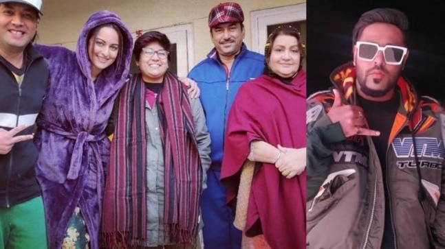 Khandaani Shafakhana: Sonakshi Sinha announces release date of new film, leaves Badshah angry