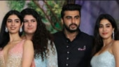 Khushi Kapoor wishes brother Arjun Kapoor happy birthday with adorable photo. See pic