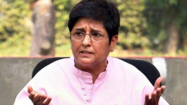 Fact Check: Viral message claiming Kiran Bedi as new Governor of J&K is false