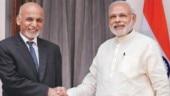 PM Modi, Ashraf Ghani discuss India's role towards inclusive peace process in Afghanistan