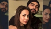 Malaika Arora is all heart for Arjun Kapoor's motivational weight-loss journey post. See pic