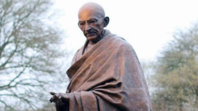 Mahatma Gandhi's statue found vandalised in Odisha government school