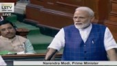 Our dream is not to rise, our aim is to stay rooted: PM Modi hits out at Congress