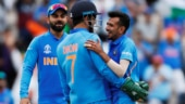 World Cup 2019: Pakistan minister targets MS Dhoni over Army crest on gloves