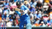 Was not happy with Dhoni-Jadhav's slow partnership: Sachin Tendulkar
