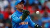 World Cup 2019: MS Dhoni changes wicketkeeping gloves, no army crest this time