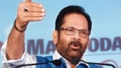 Govt to provide 100% funding to develop schools, hospitals on waqf properties: Mukhtar Abbas Naqvi