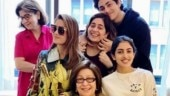 Navya Nanda and Agastya spend a blissful Saturday with grandmother Ritu Nanda. See pic