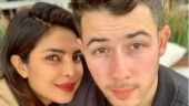 Priyanka Chopra almost falls off a yacht. Nick Jonas saves her in time. Watch video