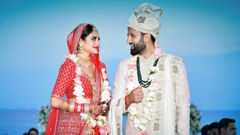 First time MP Nusrat Jahan gets married in Turkey, misses taking oath as MP