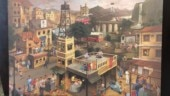 Challenge: This viral painting has 40 best Indian ads hidden. How many can you identify?