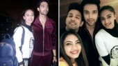 Kasautii Zindagii Kay 2's Erica Fernandes, Parth Samthaan leave for Switzerland. See pics