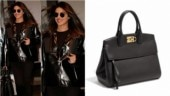 Priyanka Chopra has a favourite bag and it costs more than Rs 1 lakh. See pics