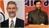 BJP may field S Jaishankar as Rajya Sabha candidate from Gujarat, Ram Vilas Paswan from Bihar