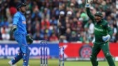 World Cup 2019: MS Dhoni or Sarfaraz Ahmed? ICC asks whose catch was better