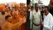 Politicians on power trip: Haryana CM pushes man taking selfie, Congress MLA threatens cop