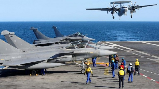 India, France to hold aerial war games with Sukhoi, Rafale jets