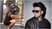 Screenshot from Virat Kohli's Instagram (L) and image posted by Ranveer Singh (R).