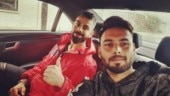 World Cup 2019: Virat Kohli chills out with 'champ' Rishabh Pant ahead of Afghanistan match