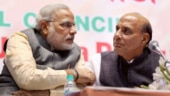 BJP announces new parliamentary committee; Modi leader in Lok Sabha, Rajnath his deputy