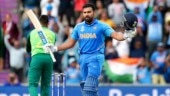 World Cup 2019: Rohit Sharma, Yuzvendra Chahal power India to opening win over South Africa