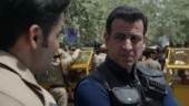 When a badly injured Ronit Roy continued to shoot for Hostages
