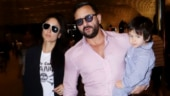 This video of Taimur chilling with Saif Ali Khan on sets of Jawaani Jaaneman is cute beyond words