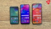 Galaxy M30, Galaxy S10+ Galaxy A50: Samsung has many Galaxy phones, here is a list of phones worth buying