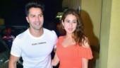 Sara Ali Khan and Varun Dhawan to recreate Main Toh Raste Se Ja Raha Tha in Coolie No 1 remake?