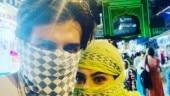 Sara Ali Khan and Kartik Aaryan hide faces in hatke Eid 2019 selfie