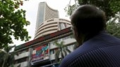 Sensex tanks over 300 points after RBI rate cut, financial stocks down