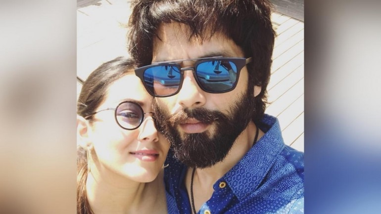 Shahid Kapoor reveals what happens when he gets angry with Mira