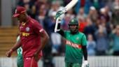 World Cup 2019: Shakib, Liton gun down 322 in record chase as Bangladesh crush West Indies