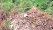 Skeletons found outside Bihar hospital where 108 children died of encephalitis