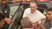 Sonia Gandhi, Priyanka visit Rae Bareli to thank voters