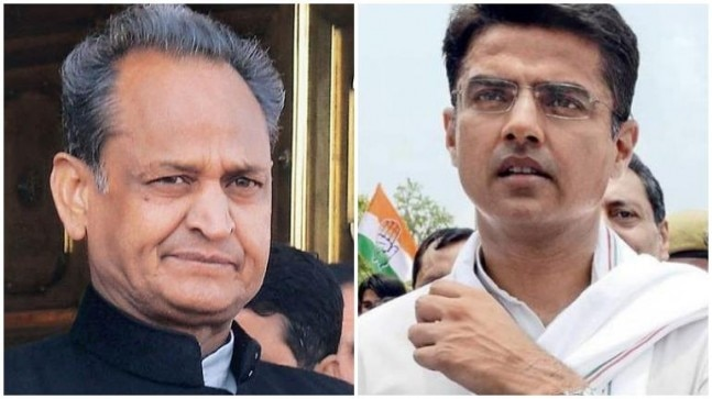 Rumour mills abuzz as Rajasthan ministers skip govt function