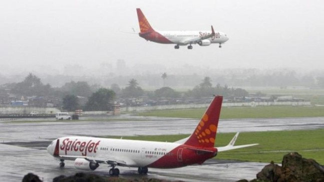 SpiceJet flight makes priority landing at Kolkata airport after bird hits nose of jet
