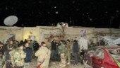 10 killed in car blast in rebel-held north Syria