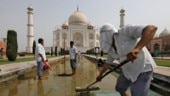 Taj Mahal's cleanliness hit as safai karamcharis go on strike