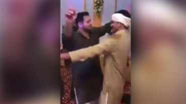 Fact Check: 1-year-old dance video of Lalu's sons goes viral with misleading claim