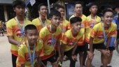 Thai cave rescue: Wild Boars football team marks ordeal anniversary with marathon run